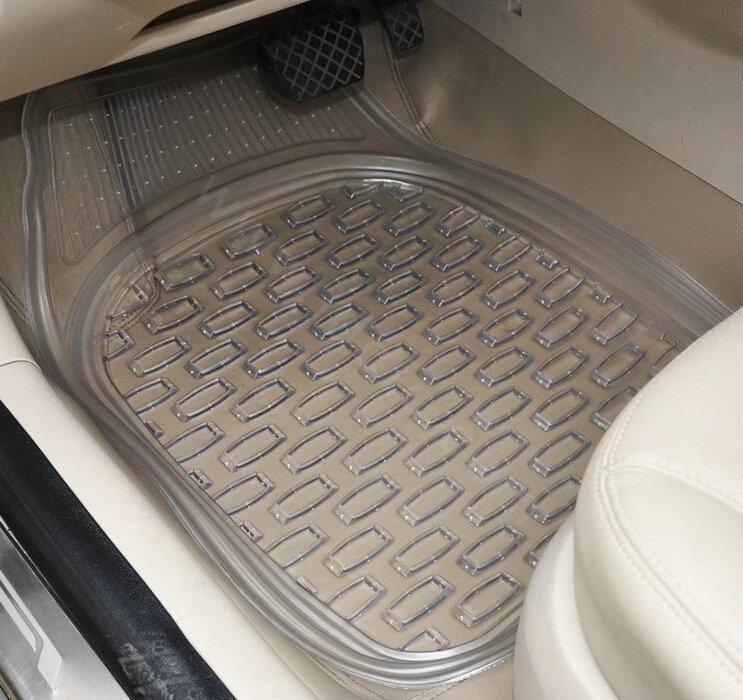 אולטרה מידי סט שטיחים לרכב - פלאקאר PD-86